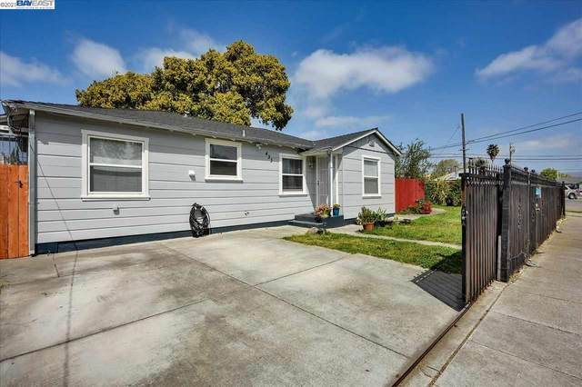 433 Ghormley Ave, Oakland, CA 94603 (MLS #BE40945747) :: Compass