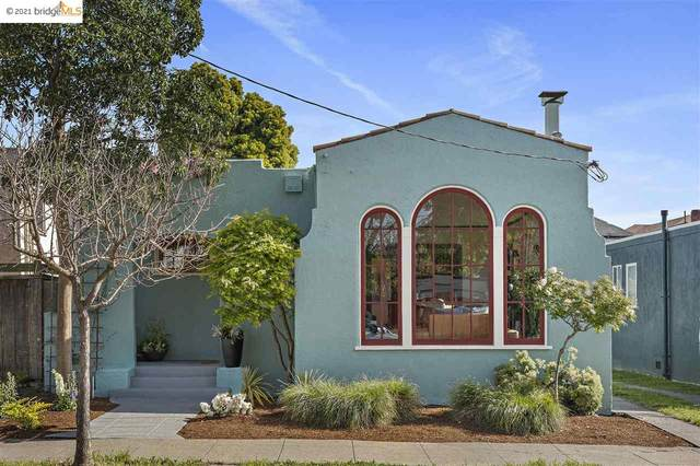 2178 Oregon, Berkeley, CA 94705 (#EB40945751) :: The Sean Cooper Real Estate Group
