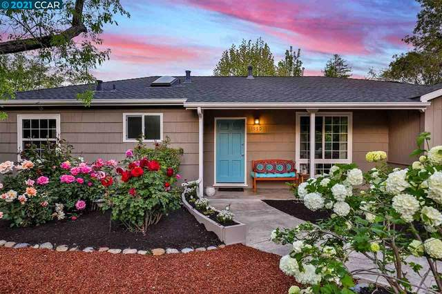 1950 Wendell Ln, Pleasant Hill, CA 94523 (#CC40945339) :: The Kulda Real Estate Group