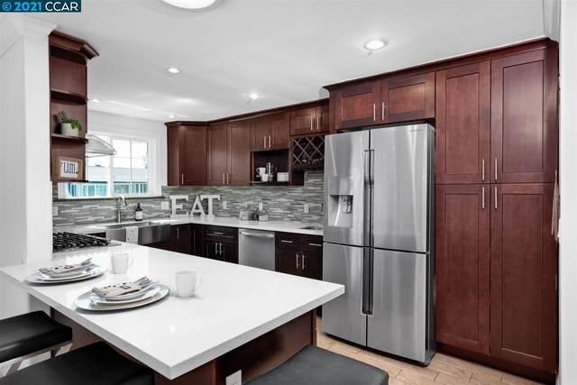 260 Alden Rd, Hayward, CA 94541 (#CC40945796) :: Intero Real Estate