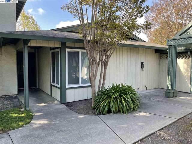 725 Auburn Place 100, Hayward, CA 94544 (#BE40945834) :: Robert Balina | Synergize Realty