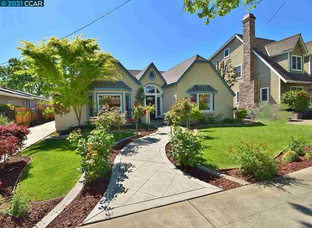 1444 Callecita St, San Jose, CA 95125 (#CC40945837) :: Robert Balina | Synergize Realty