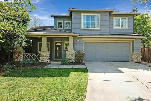 581 Saddleback Cir, Livermore, CA 94551 (#BE40945838) :: Intero Real Estate
