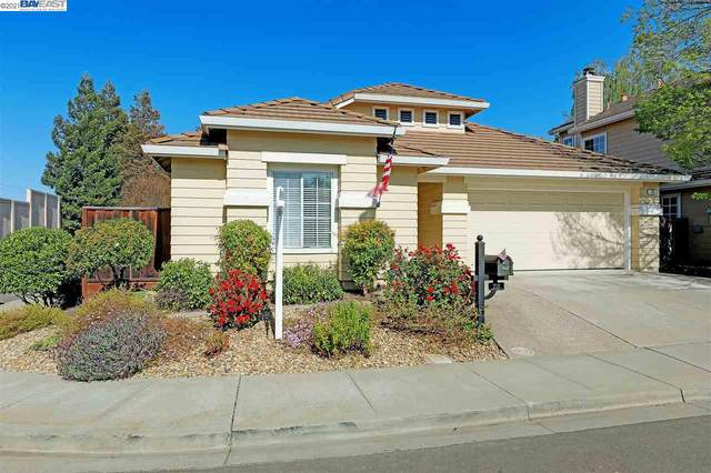 75 Shore Dr, Pleasanton, CA 94566 (#BE40945844) :: Intero Real Estate