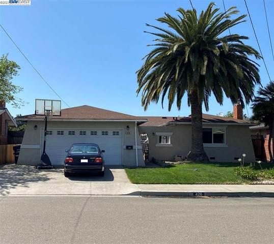 426 Falcon Way, Livermore, CA 94551 (#BE40945854) :: Intero Real Estate