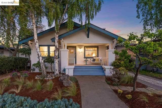 247 Oakes Blvd, San Leandro, CA 94577 (#EB40945808) :: The Sean Cooper Real Estate Group