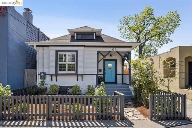 479 61St St, Oakland, CA 94609 (#EB40945865) :: The Goss Real Estate Group, Keller Williams Bay Area Estates