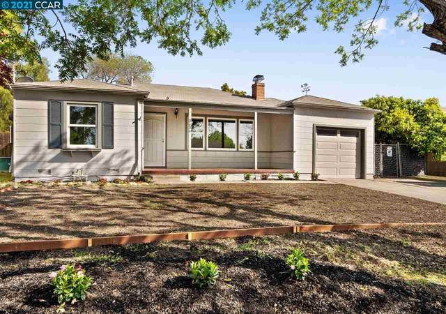 3636 Los Flores Ave, Concord, CA 94519 (#CC40945873) :: Intero Real Estate