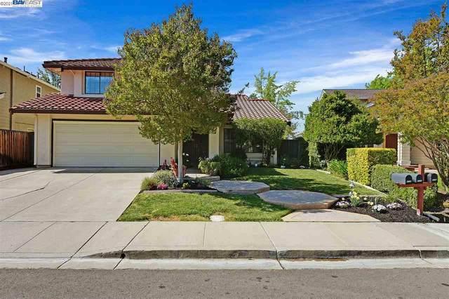 3138 Paseo Robles, Pleasanton, CA 94566 (#BE40945875) :: Intero Real Estate