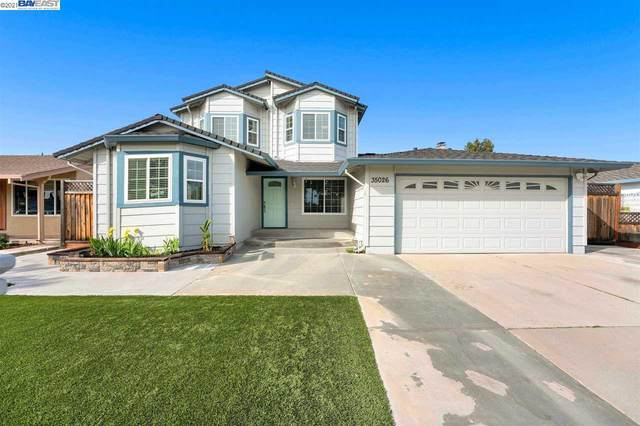 35026 Clover St, Union City, CA 94587 (#BE40945871) :: The Kulda Real Estate Group
