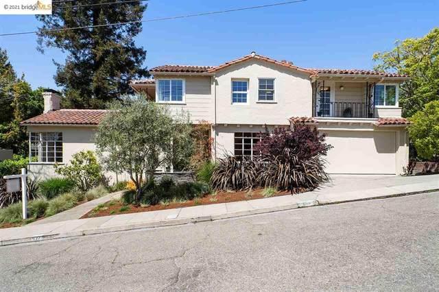527 Blair Ave, Piedmont, CA 94611 (#EB40945465) :: Intero Real Estate