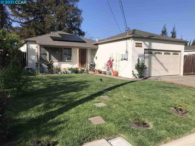 1937 Jacqueline Way, Concord, CA 94519 (#CC40945891) :: Intero Real Estate