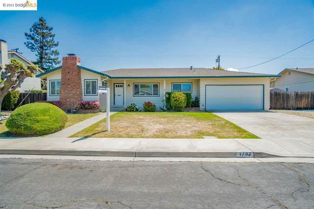 1782 Clinton Dr, Concord, CA 94521 (#EB40943018) :: Intero Real Estate