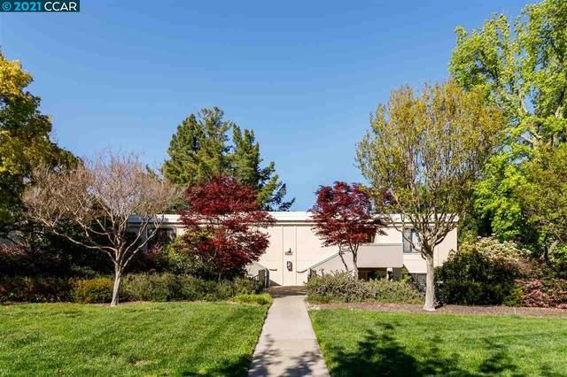 2749 Pine Knoll Dr - Entry 9 4, Walnut Creek, CA 94595 (#CC40945806) :: Robert Balina | Synergize Realty
