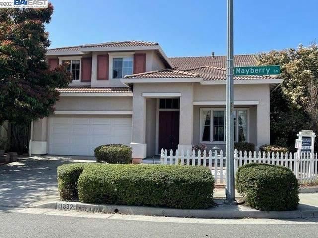 1332 Mayberry Ln, San Jose, CA 95131 (#BE40945927) :: Intero Real Estate