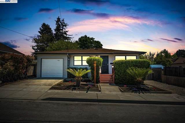 3876 Almond Ave, Fremont, CA 94538 (#BE40945938) :: Intero Real Estate
