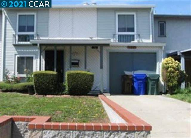 4801 Cutting Blvd, Richmond, CA 94804 (#CC40945950) :: Intero Real Estate