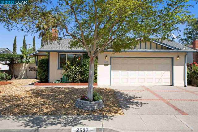 2537 Hamilton Ave, Concord, CA 94519 (#CC40945957) :: Intero Real Estate