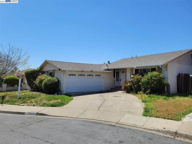 5481 Tilden Pl, Fremont, CA 94538 (#BE40945955) :: Intero Real Estate