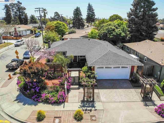408 Elmhurst St, Hayward, CA 94544 (#BE40945965) :: Intero Real Estate