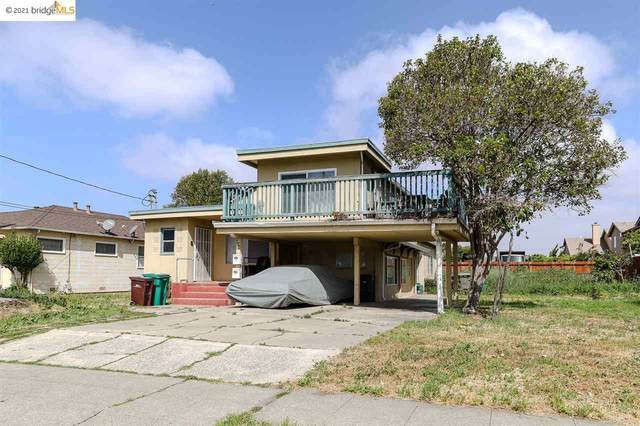 855 W Sunset Blvd, Hayward, CA 94541 (#EB40945483) :: Intero Real Estate