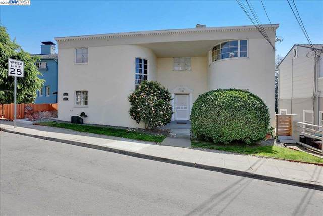 1521 Leimert Blvd, Oakland, CA 94602 (#BE40945976) :: The Sean Cooper Real Estate Group