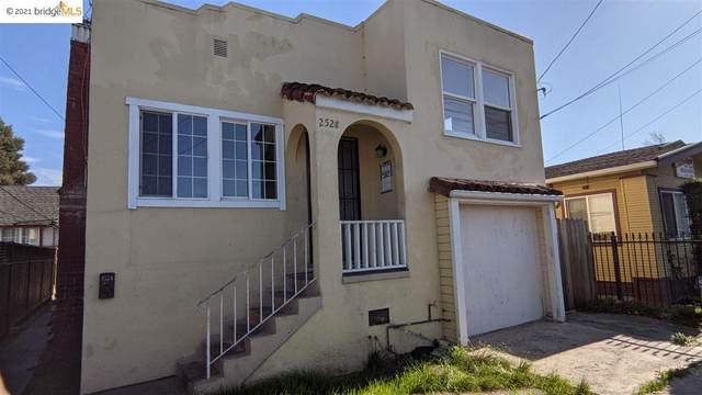 2528 78Th Ave, Oakland, CA 94605 (#EB40945990) :: Robert Balina | Synergize Realty