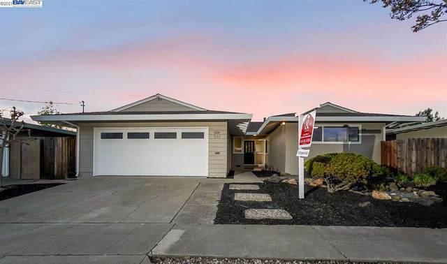 537 Lagunitas Ln, Hayward, CA 94544 (#BE40945999) :: Intero Real Estate