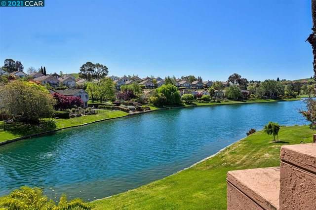 4007 W Lakeshore Dr, San Ramon, CA 94582 (#CC40945287) :: Robert Balina   Synergize Realty