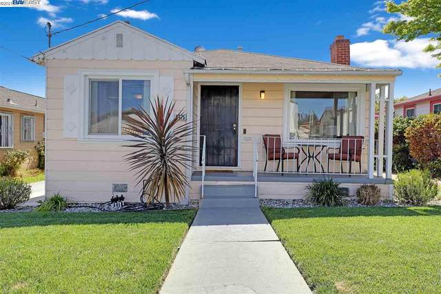 5475 Crittenden St, Oakland, CA 94601 (#BE40946043) :: The Sean Cooper Real Estate Group
