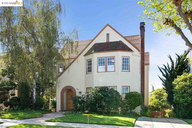 911 Longridge Road, Oakland, CA 94610 (#EB40946067) :: Intero Real Estate