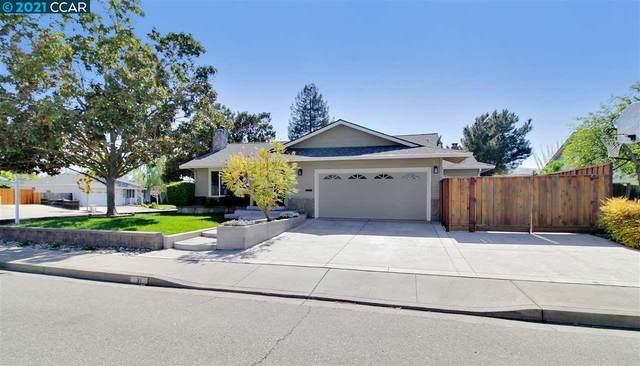 31 San Piedras Pl, San Ramon, CA 94583 (#CC40945948) :: The Kulda Real Estate Group