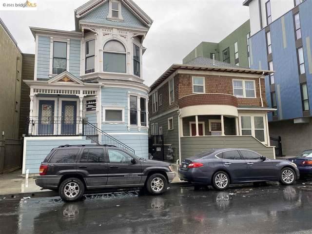 600 21st Street, Oakland, CA 94612 (#EB40943679) :: Intero Real Estate