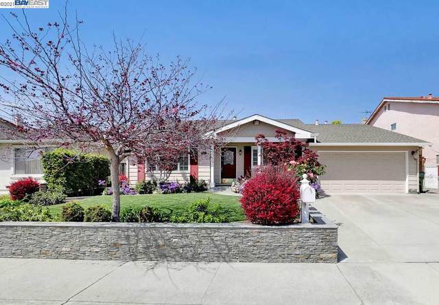 1937 Seabee Pl, San Jose, CA 95133 (#BE40944917) :: The Kulda Real Estate Group