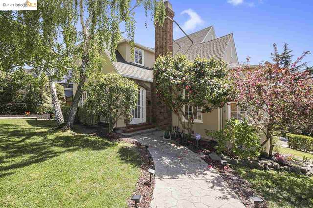 801 Rosemount Rd, Oakland, CA 94610 (#EB40945939) :: Intero Real Estate