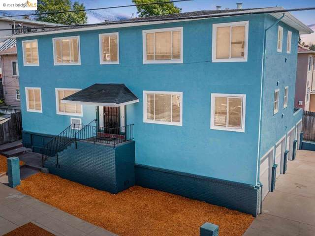 2400 35Th Ave, Oakland, CA 94601 (#EB40946127) :: The Sean Cooper Real Estate Group