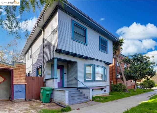 2406 Blake St, Berkeley, CA 94704 (#EB40946157) :: The Sean Cooper Real Estate Group