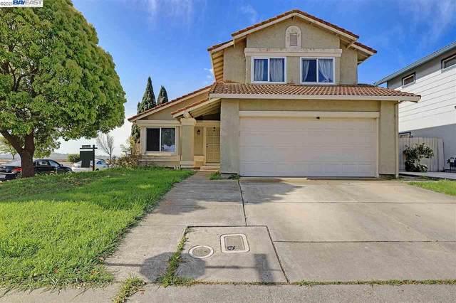 101 Albatrosse Way, Vallejo, CA 94589 (#BE40946161) :: The Kulda Real Estate Group