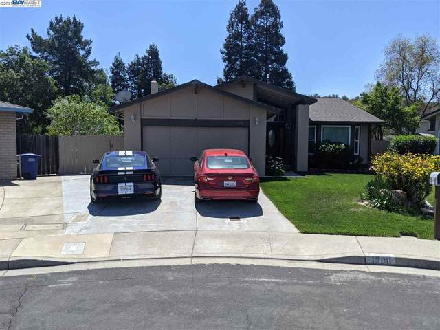 1300 Saint Catherine Ct, Concord, CA 94521 (#BE40946176) :: The Kulda Real Estate Group