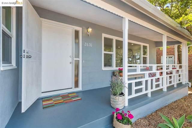 2670 Mira Vista Dr, Richmond, CA 94805 (#EB40946179) :: The Kulda Real Estate Group