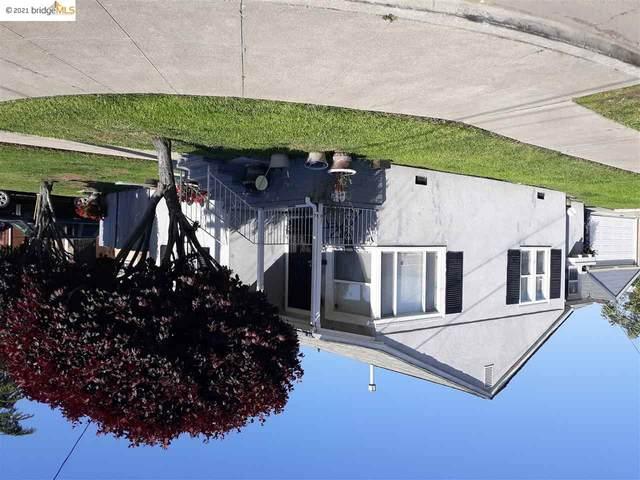 , Oakland, CA 94605 (#EB40946202) :: Schneider Estates