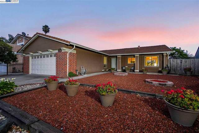 2520 Columbine Dr, Hayward, CA 94545 (#BE40946208) :: Alex Brant