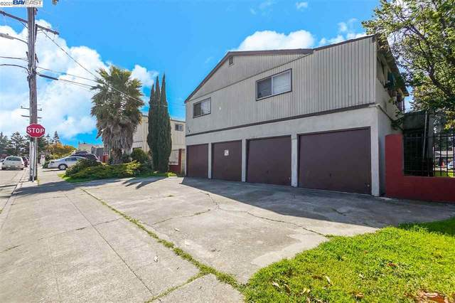 708 Marin Avenue, Hayward, CA 94541 (#BE40946209) :: Alex Brant