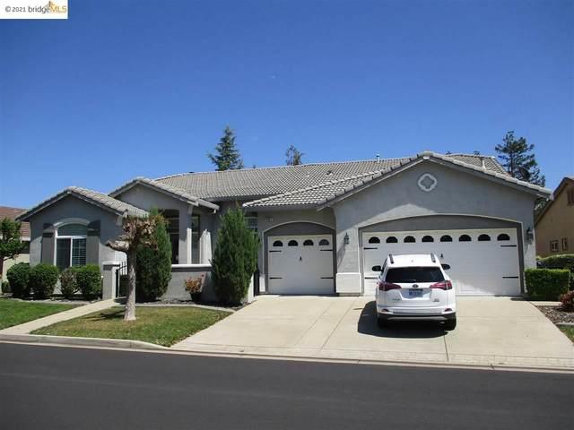 1161 Bacchini Ln., Brentwood, CA 94513 (#EB40946222) :: Olga Golovko