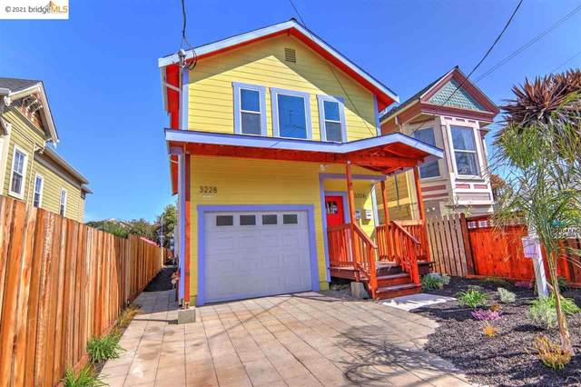 3226 Chestnut, Oakland, CA 94608 (#EB40946253) :: The Kulda Real Estate Group