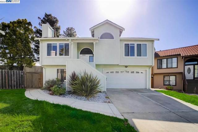 3261 Shannon Ct, Hayward, CA 94541 (#BE40946266) :: Alex Brant