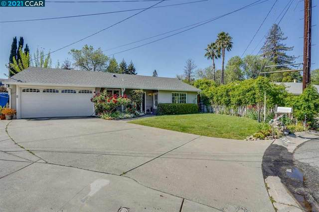 338 Betty Lane, Pleasant Hill, CA 94523 (#CC40946277) :: The Goss Real Estate Group, Keller Williams Bay Area Estates