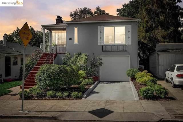 3301 Nicol Ave, Oakland, CA 94602 (#EB40946290) :: Olga Golovko