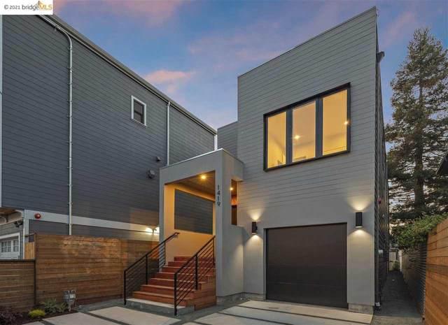 1419 Peralta St, Oakland, CA 94607 (#EB40945828) :: Intero Real Estate