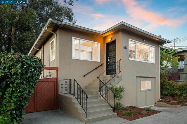 482 Clifton St, Oakland, CA 94618 (#CC40946311) :: The Goss Real Estate Group, Keller Williams Bay Area Estates